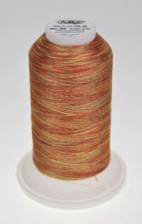 Aurifil Variegated Polyester Thread - Colour 5512